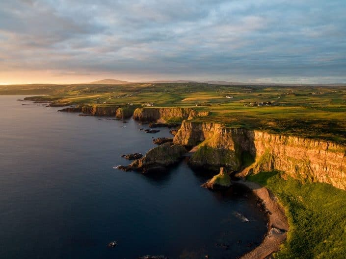 Causeway Coast, Co Antrim, Northern Ireland