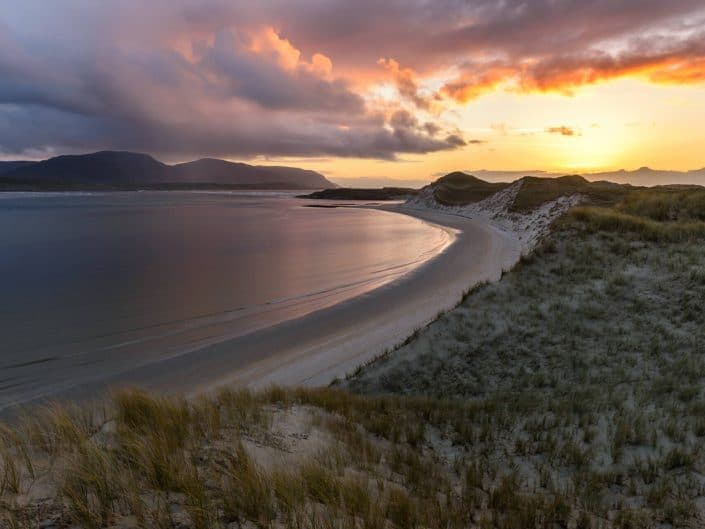 Sheskinmore Beach, Donegal, Ireland