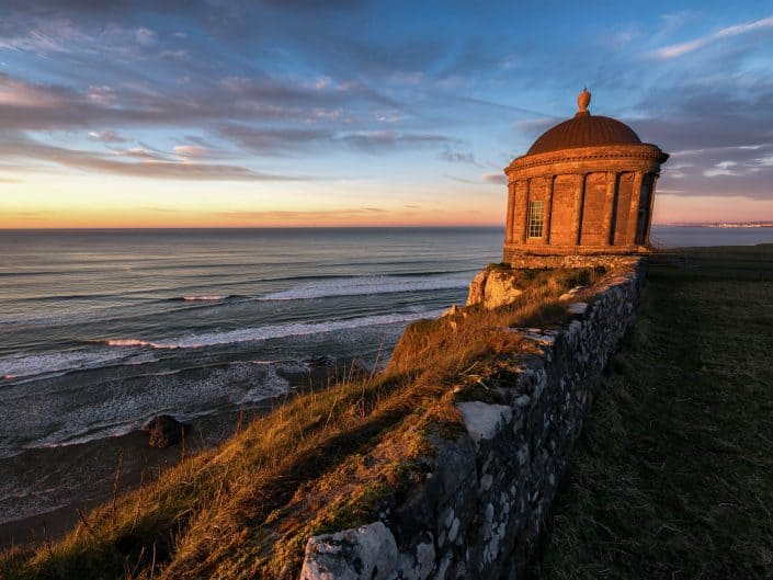 Mussenden Temple, Co Derry, Northern Ireland