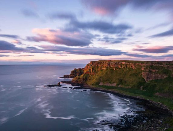 Lacada Point, Giants Causeway, Co Antrim, Northern Ireland