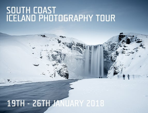 Iceland Photography Tour 2018