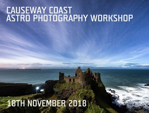 Ireland Astrophotography Workshop