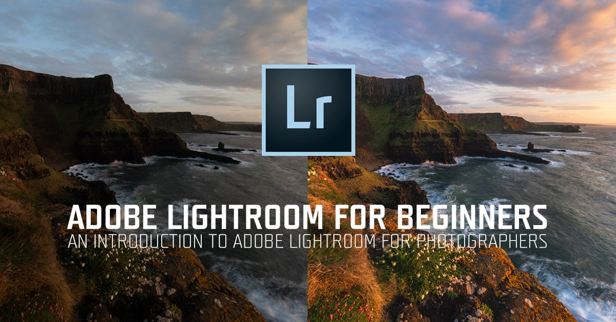 Adobe Lightroom for Beginners Workshop