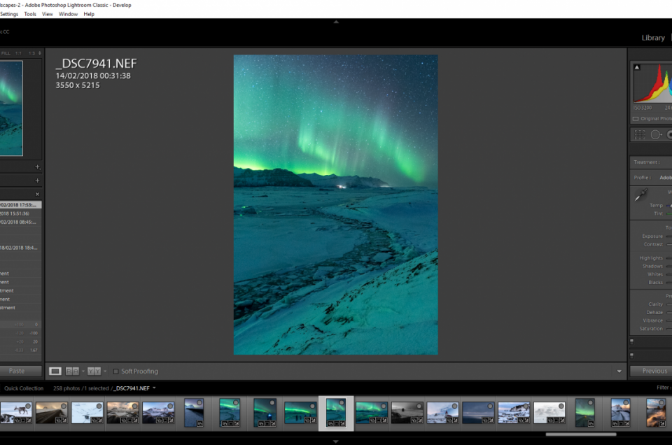 Introducing a brand new workshop: Introduction to Lightroom for Photographers 1