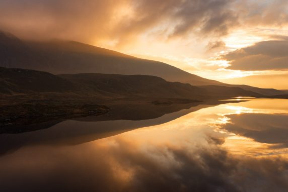 Lough Agher, Donegal, Ireland 1